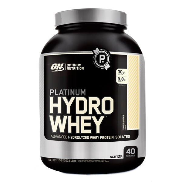 Optimum Nutrition Platinum HydroWhey 1590 гр / 3,5lb