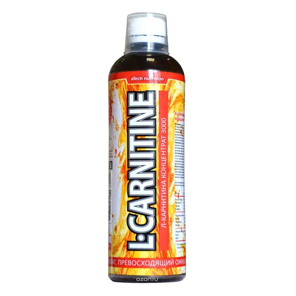 aTech L-carnitine Concentrate 3000 0,5 л