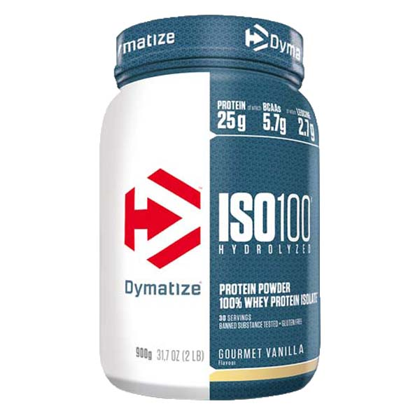 Dymatize ISO-100 0 Carb Whey 720 гр