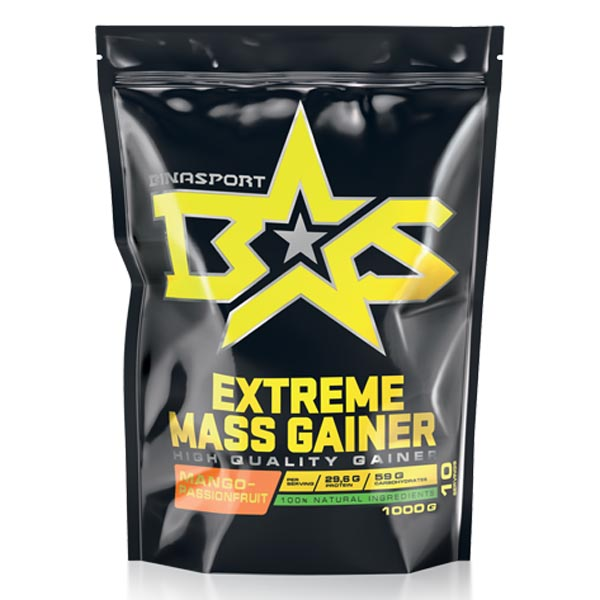 BINASPORT EXTREME MASS GAINER 1000 гр