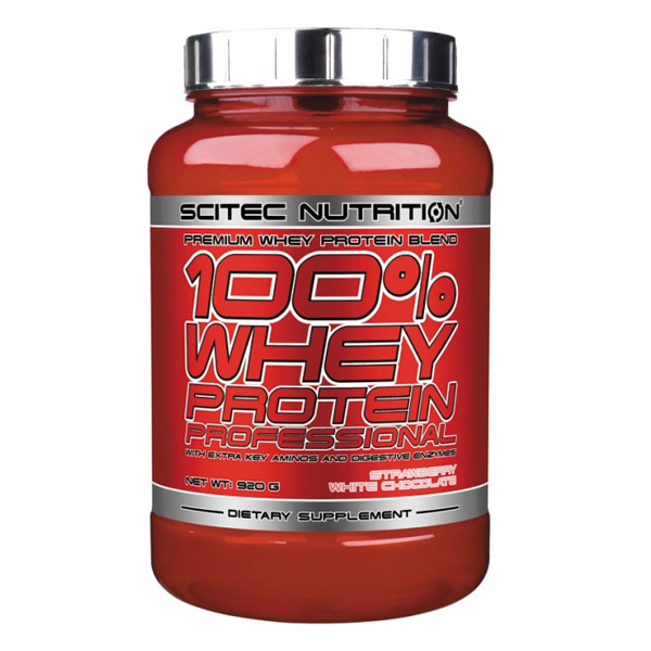 Scitec Whey Protein Professional 0,9 кг