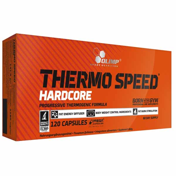 Olimp Termo Speed Hardcore 120 капс