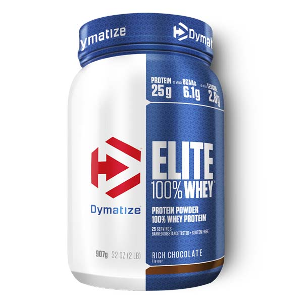 Dymatize Elite Whey 0,9 кг